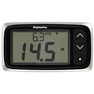 Raymarine i40 Bidata Display System w/Thru-Hull Transducers